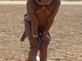 Himba-girl-with-baby-goat